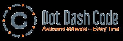 Dot Dash Code
